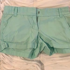 Aqua j crew chino shorts
